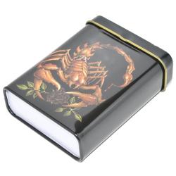 Osłonka na pudełko papierosów/ Papierośnica 60523