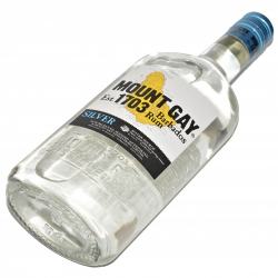 Rum Mount Gay Barbados Silver 40% (0,7L)