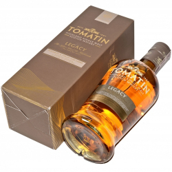 Whisky Tomatin Legacy 43% (0,7L)