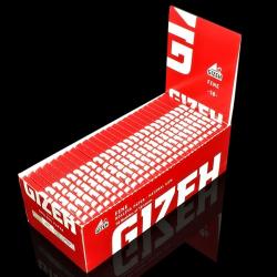 Bibułki Gizeh Fine (50x50 listków)