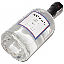Bourbon Koval Grain Spirit Rye 40% (0,5L)