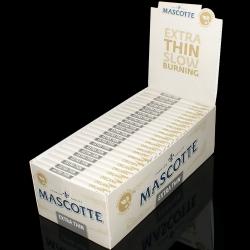 Bibułki Mascotte Organic (50x50 listków)