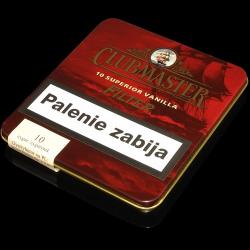 Clubmaster Superior Red Filter (10 cygaretek)