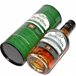 Whisky Ballechin 10YO 46% (0,7L)