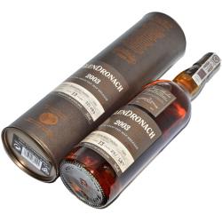 Whisky Glendronach 2003 Olo Cask 5480 54,6% (0,7L)