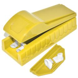Nabijarka papierosowa 11151 Yellow (podwójna)