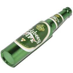 Fajka metalowa Butelka 52027 Green