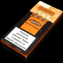 Handelsgold Wood Tip Classic (5 cygaretek)