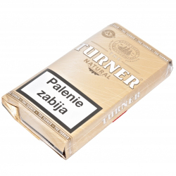 Turner Natural- tytoń papierosowy 40g