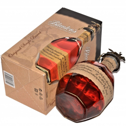 Bourbon Blantons Original Single Barrel 46,5% (0,7L)