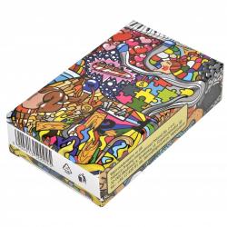 Osłonka na pudełko papierosów Color