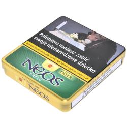 Neos Green Filter (10 cygaretek)