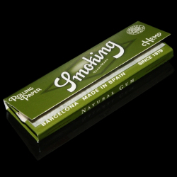 Bibułki Smoking Hemp (pure hemp) - 60 bibułek