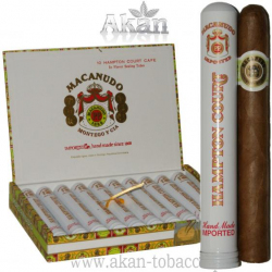 Macanudo Connecticut Hampton Court (10 cygar)