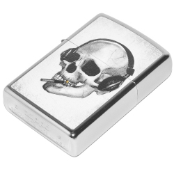 Zapalniczka Zippo Headphone skull 60002470