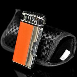 Zapalniczka fajkowa Vertigo Puffer Pipe Orange