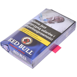 Red Bull Zware - tytoń papierosowy 40g