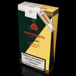 Montecristo Open Regata Tuba (3 cygara)