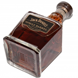 Bourbon Jack Daniels Single Barrel 45% (0,7L)
