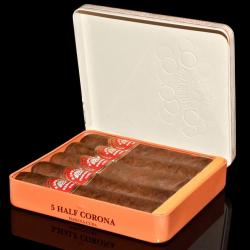 H. Upmann Half Corona - Metal Box (5 cygar)
