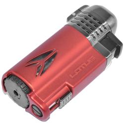 Zapalniczka Lotus Defiant L6530 (Red&Gun)
