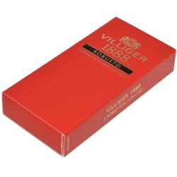 Cygara Villiger 1888 Robusto Red (3 cygara)