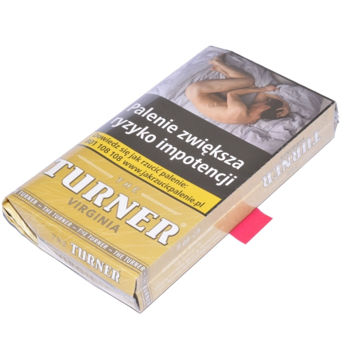 Turner Virginia - tytoń papierosowy 40g