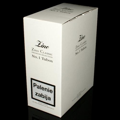 Cygara Zino Classic No.1 Tubos (3 cygara)
