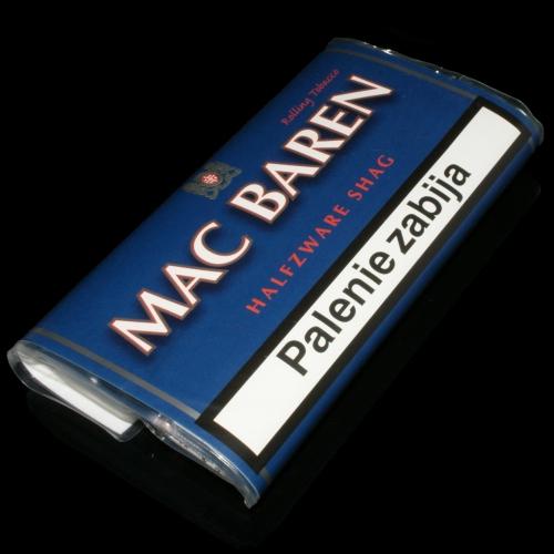 Mac Baren Ryo Halfzware Shag - tytoń papierosowy 30g