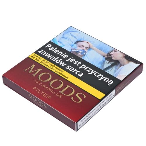 Dannemann Moods Filter (10 sztuk)