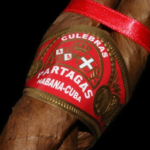 Partagas Culebras LCDH (3 cygara)