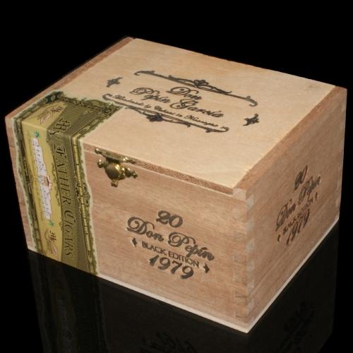 Don Pepin Garcia Black Edition 1979 (20 cygar)