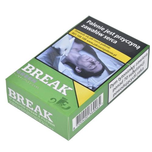 Break Green Little (17 cygaretek)