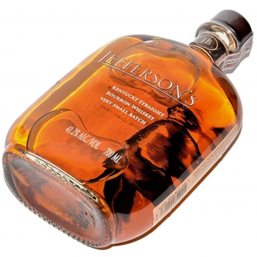 Bourbon Jeffersons Standard 41,2% (0,7L)