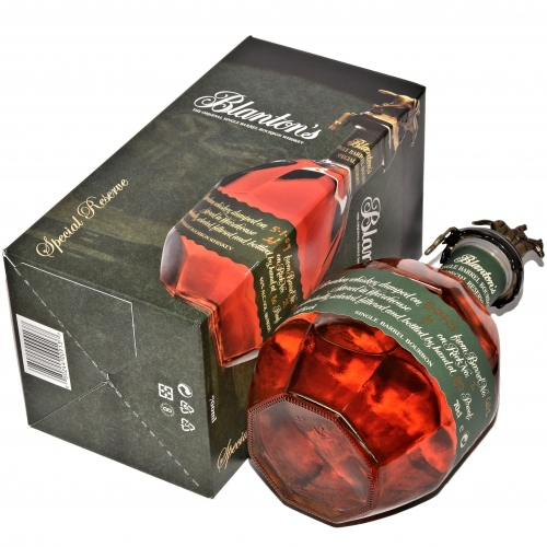 Bourbon Blantons Special Reserve 40% (0,7L)