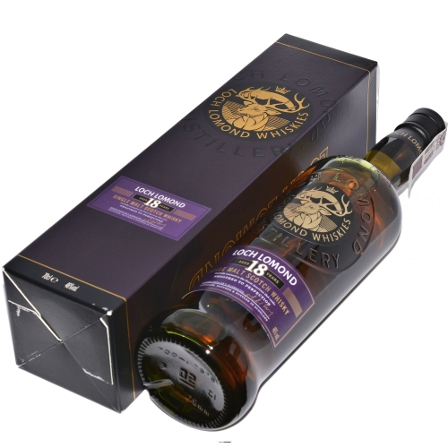 Whisky Loch Lomond 18YO 46% (0,7L)